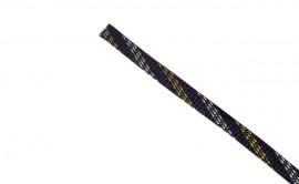 Musta suojasukka hop.+kult. raidoilla 12mm