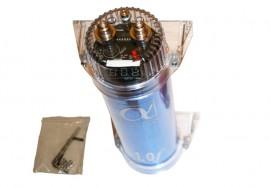 1F kondensaattori (sininen)